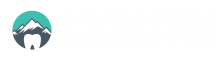 White Bozeman Family Dentistry Footer Logo